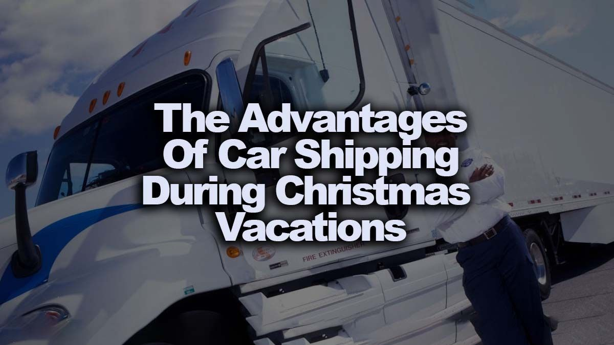 Christmas is just around the corner, and you are probably already planning for the Christmas vacation of your dreams. The spirit of Christmas is about showing and sharing love for those dear to one's. #autotransport #autotransport #cartransport #carshipping #vehicletransport #vehicleshipping #classiccars #luxurycarstyling #Honda #toyota #audi #Bmw #MercedesBenz #acura #Subaru #supreme #audia72020 #Audia7 #2020audia7 #a7 #a6 #audia7sportback #autofan #audia72019 #lamborghini #bugatti #ferrari