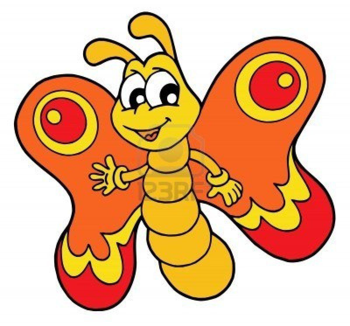 Dessin en couleurs imprimer animaux insectes papillon num ro 165866 devoir 4 saison - Animaux a imprimer en couleur ...