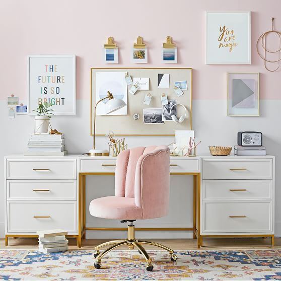 Blaire Classic Desk
