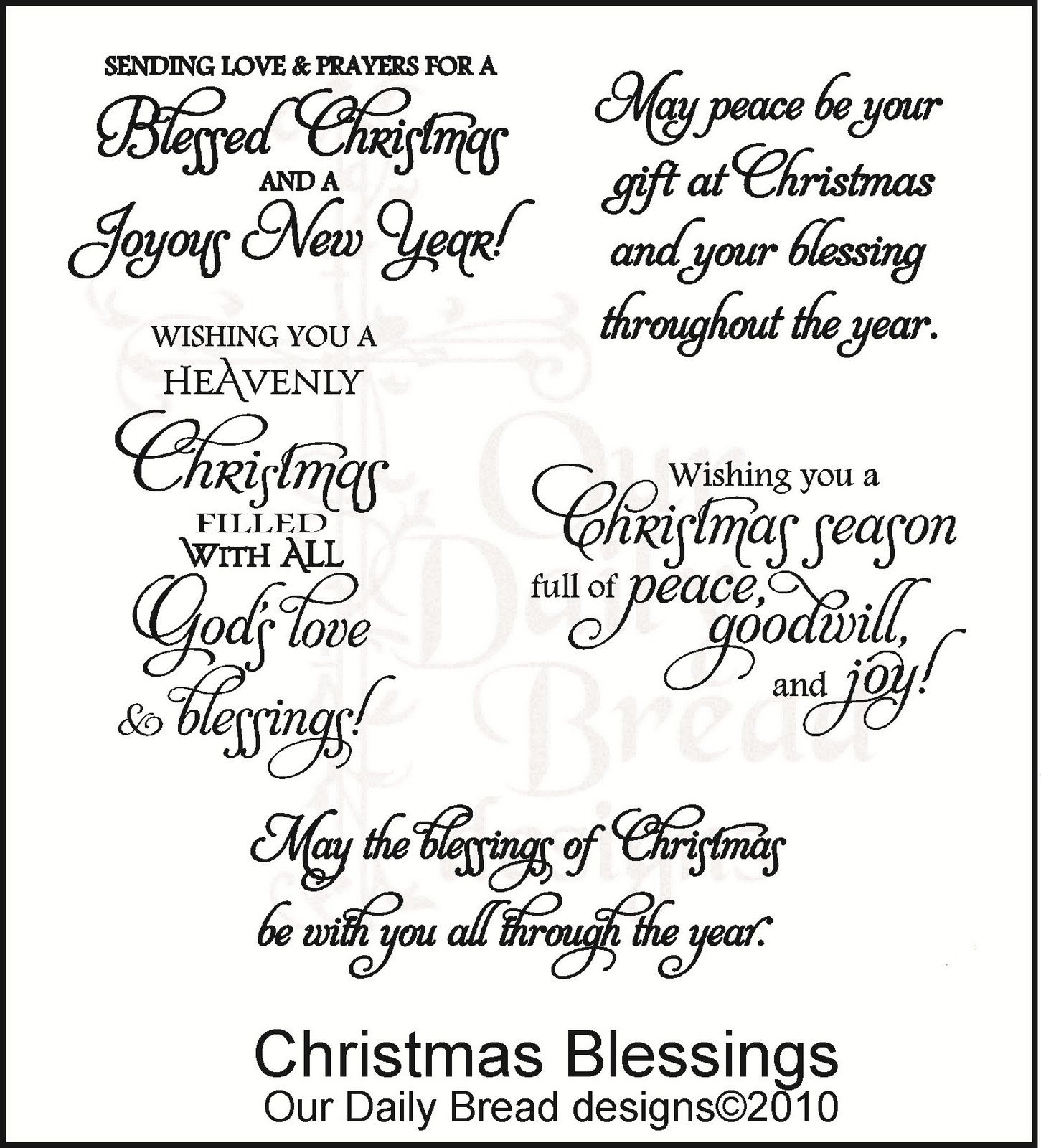 Christmas blessings crafts christmas pinterest christmas blessings m4hsunfo