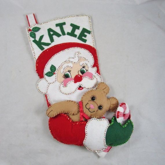 Image result for stockings christmas katie