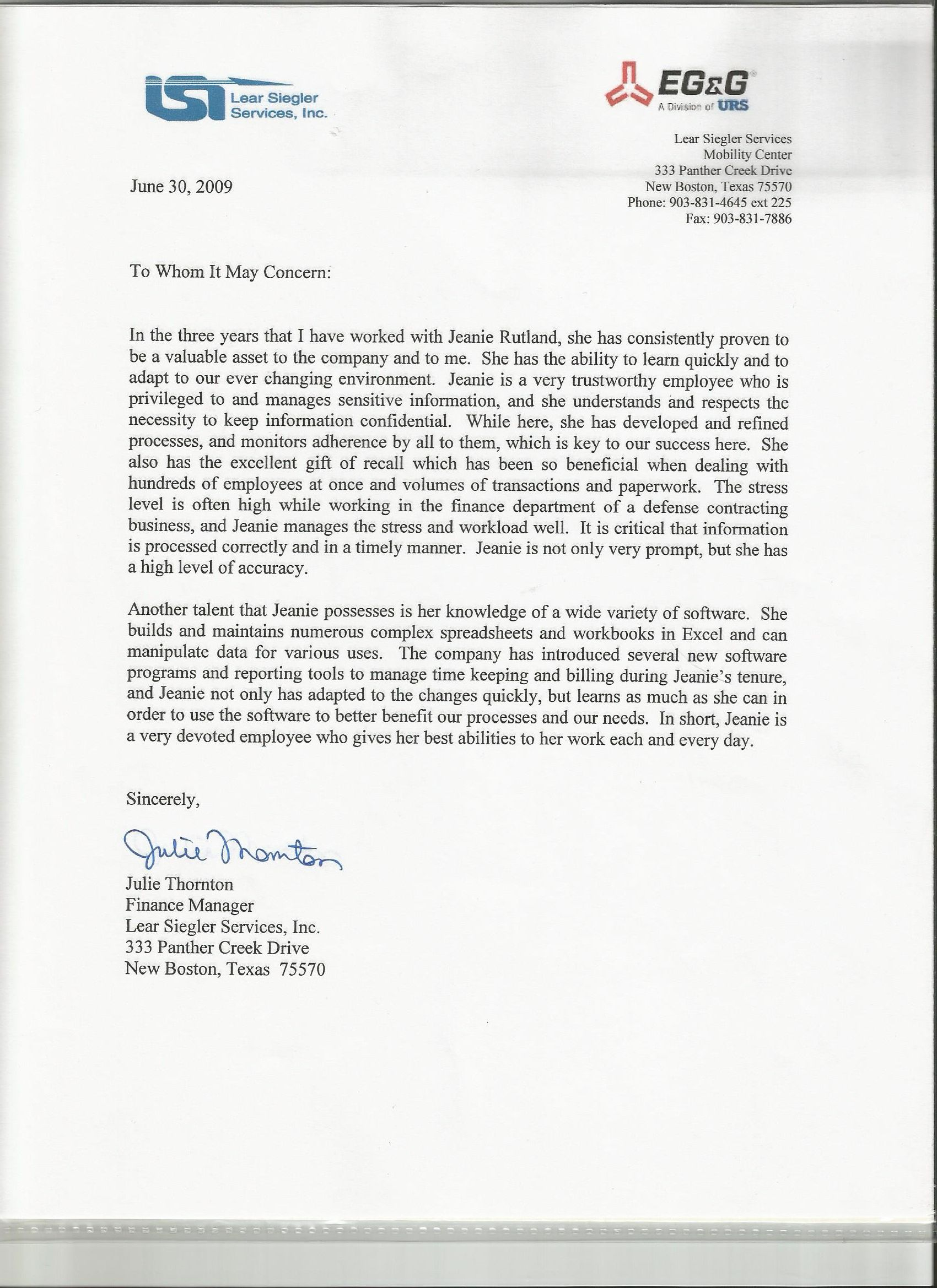 Recommendation Letter For Employee From Manager from i.pinimg.com