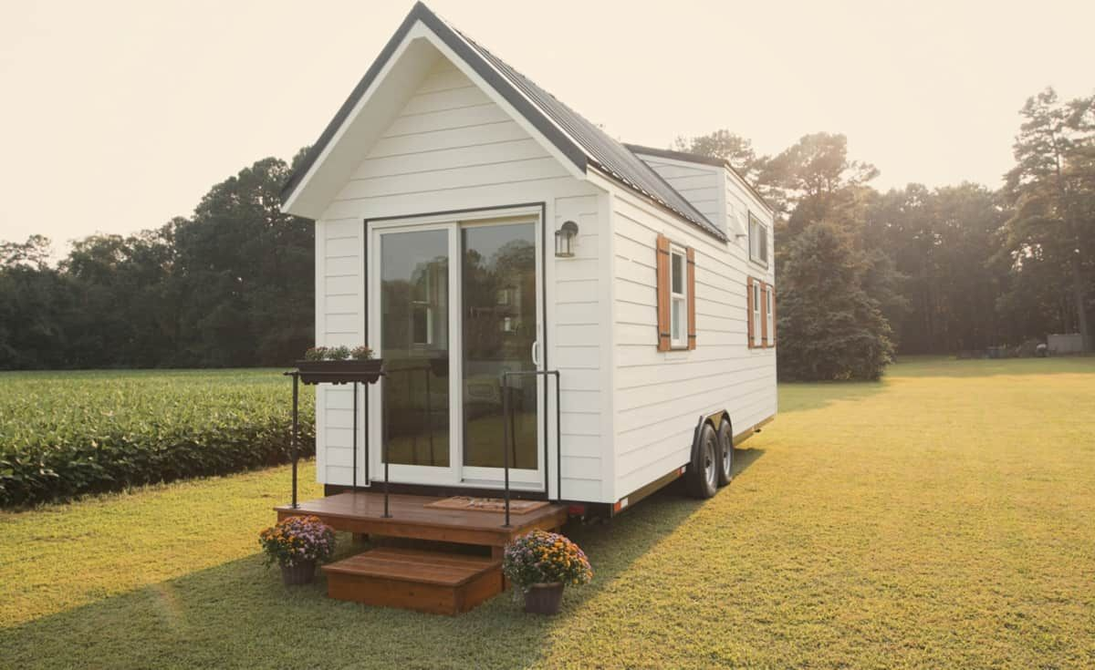 The Dream Tiny House For Sale In Franklinville New Jersey