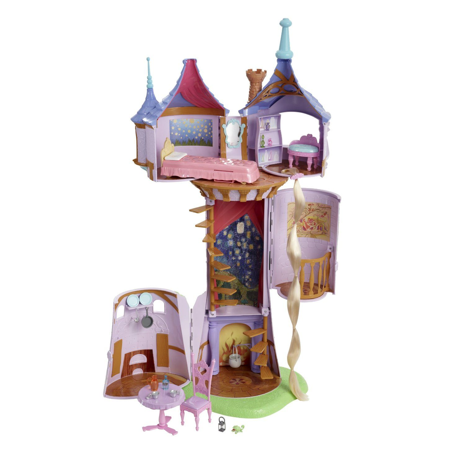 10 awesome barbie doll house models - Boxing