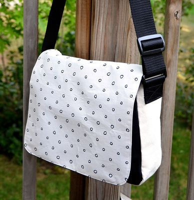 30+ Free Messenger Bag Patterns #bagpatterns