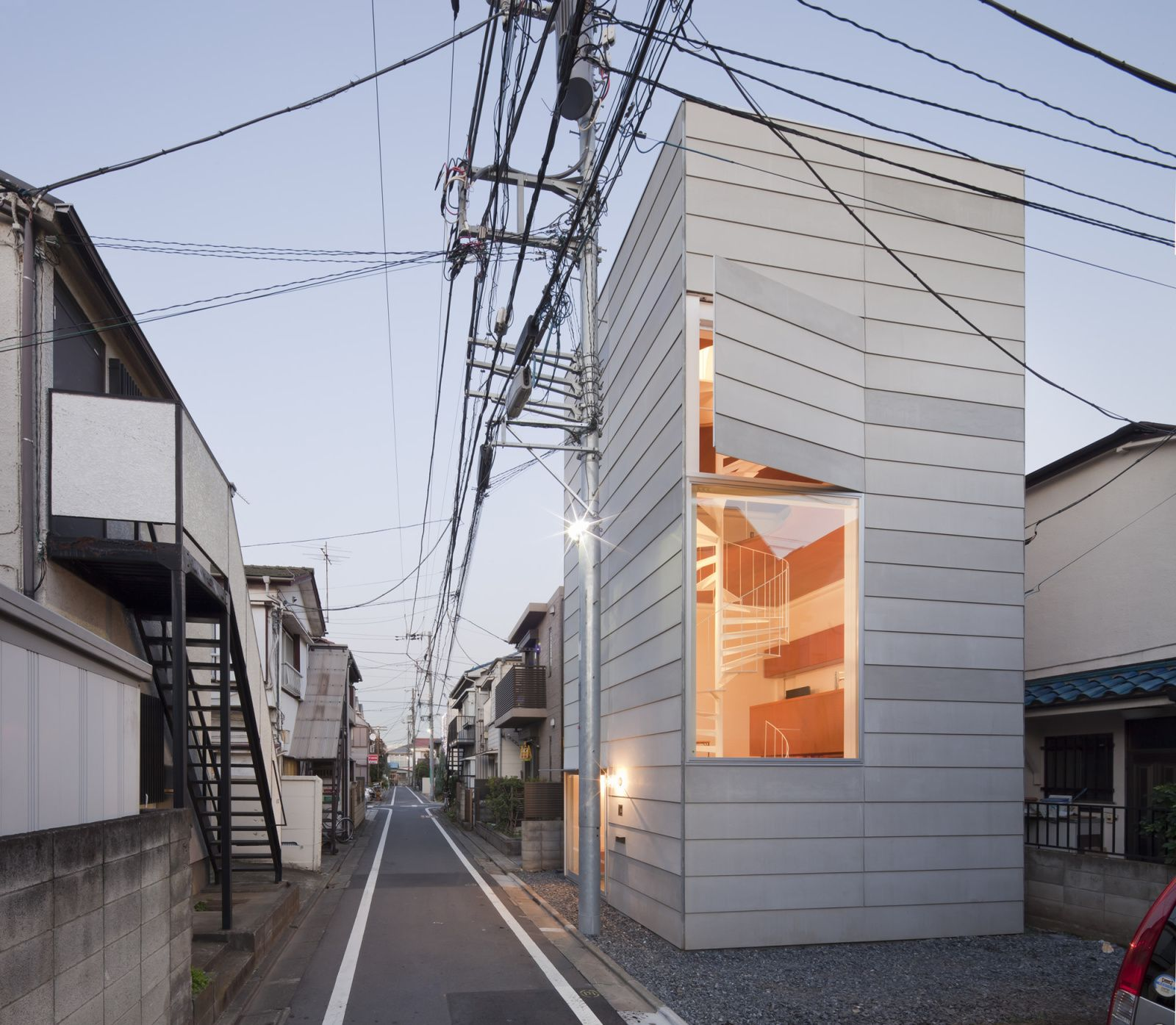 the small house by unemori architects favorite places spaces