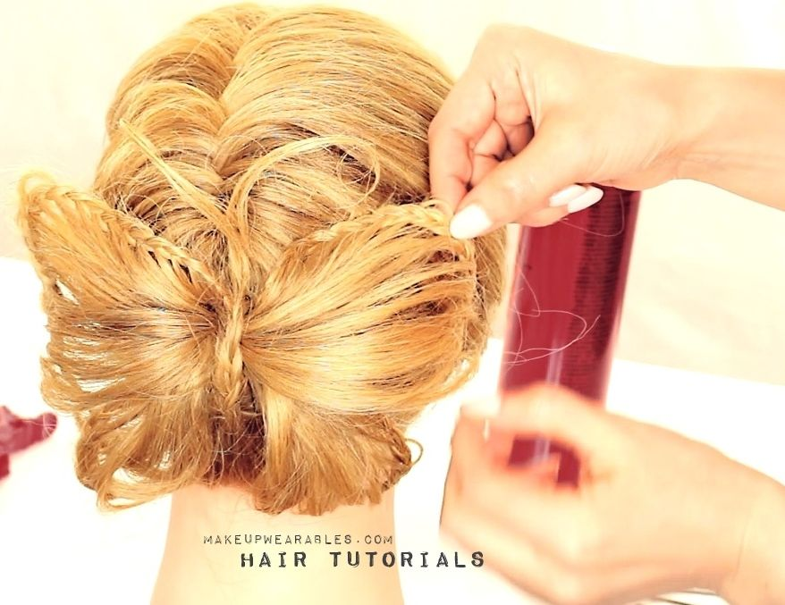 How to butterfly braid your hair tutorial video | cute hairstyles ...