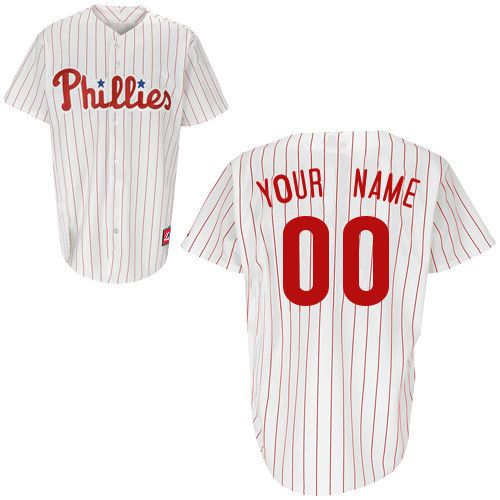 102a8b638 Personalize a Phillies BABY jersey with a personal name and number.  Available in newborn