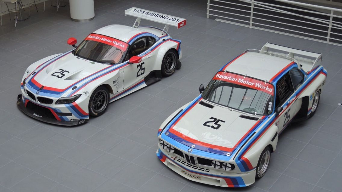 Bmw Z4 M Coupe Gt3 And 3 0csl The Ultimate Driving