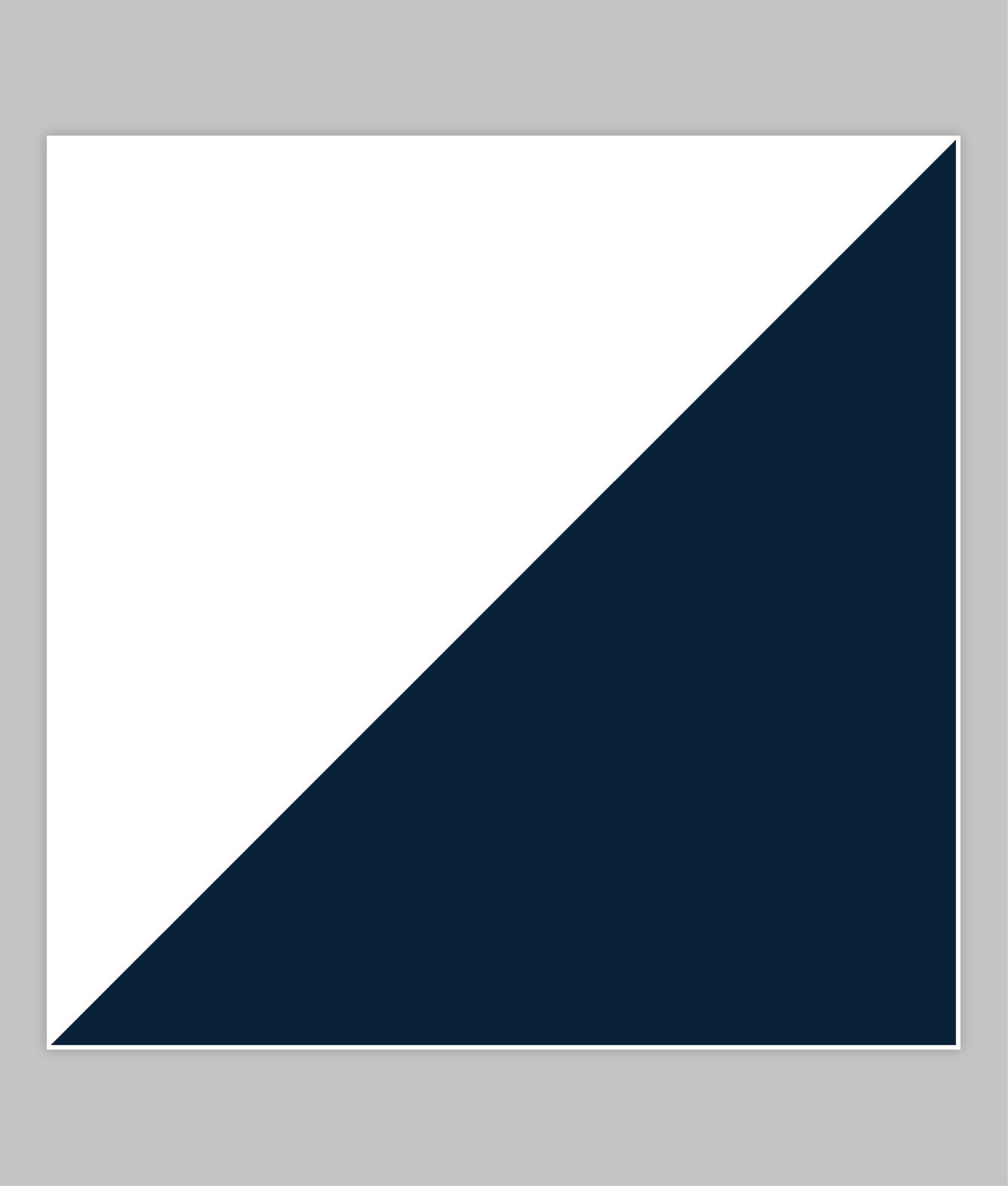 Raiz Navy Blue Ceramic Tile // Azulejo Raiz Azul Marinho // Shop ...
