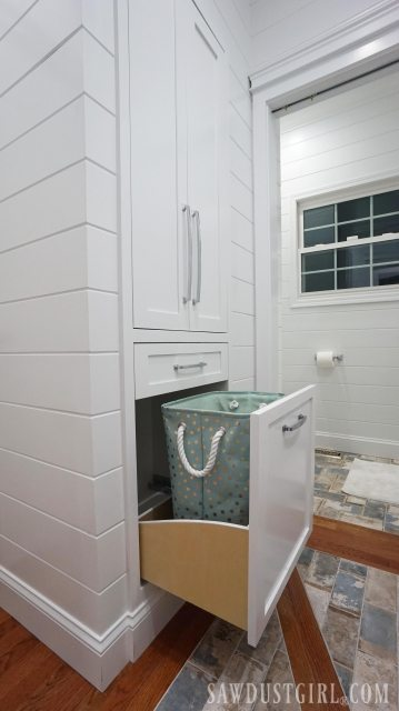 Built In Linen Cabinet In 2020 Closet Built Ins Bathroom Linen Closet Small Bathroom Storage