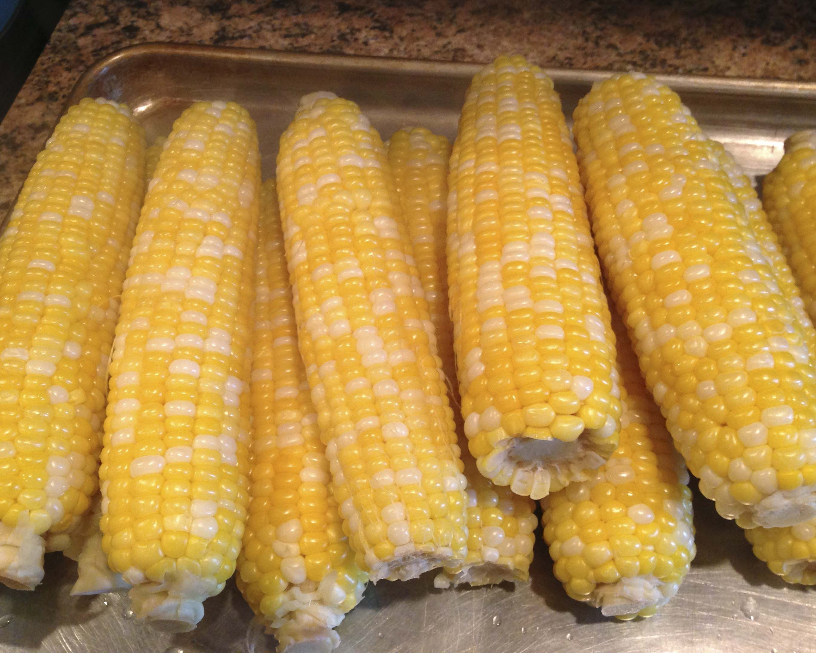 How To Boil Corn On The Cob   Recipes Yummy dinners Food