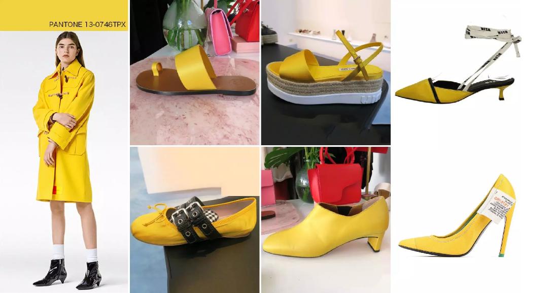 aa7ad06e09 Color Analysis Of Spring/Summer 2019 Women's Shoes -- Fashion Shoes -  Company News - Dongguan Women Shoe Factory