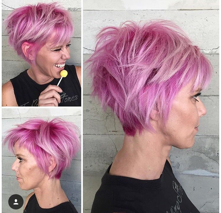 20 Classy Punk Hairstyles For Women Best Wild Short To Rock Your Fantasy