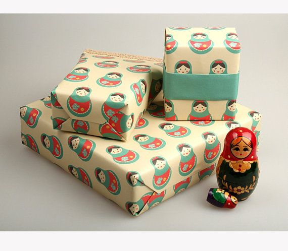 This listing is for 10 sheets of Wrapping paper.  Paper : Simili/Vellum paper (Quiet gloss) Size: About 23 X 16.5 (59 cm X 42 cm) Quantity : 10