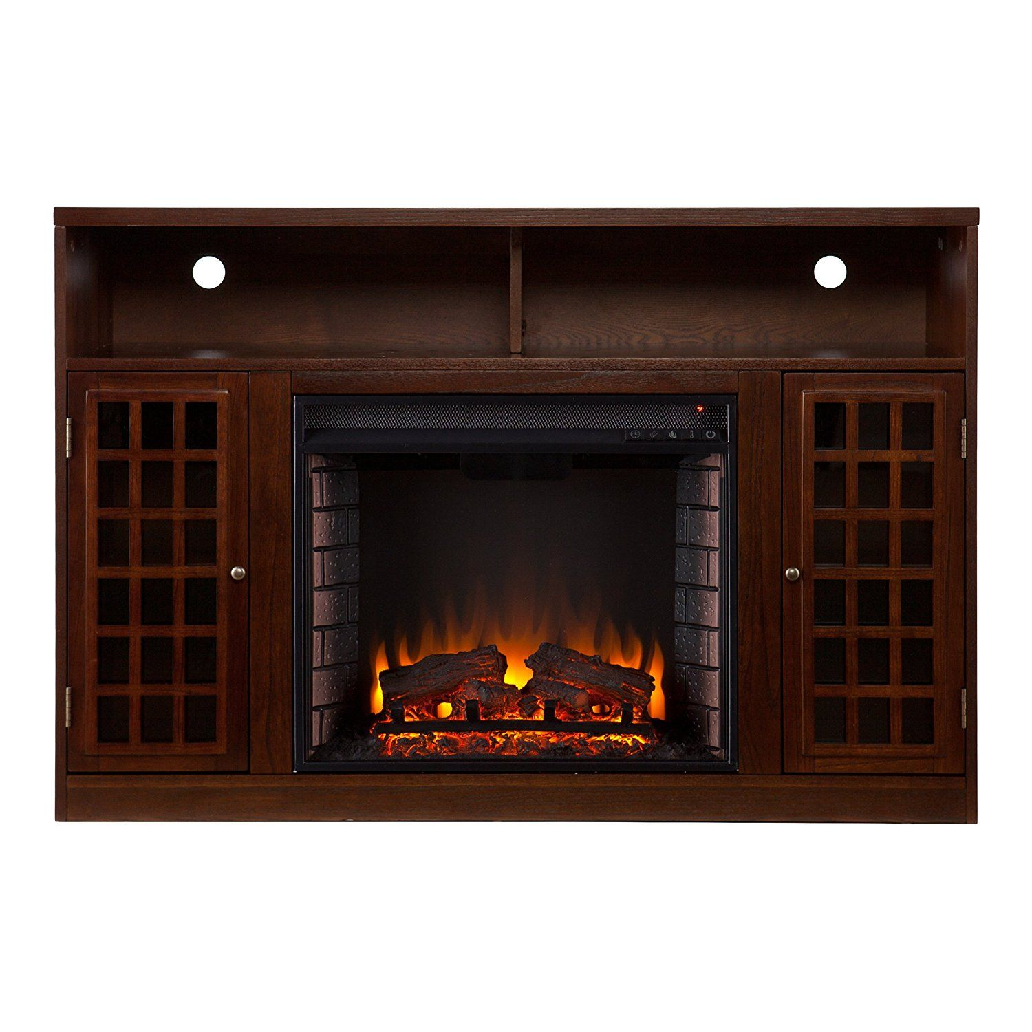 narita media electric fireplace espresso find out more about