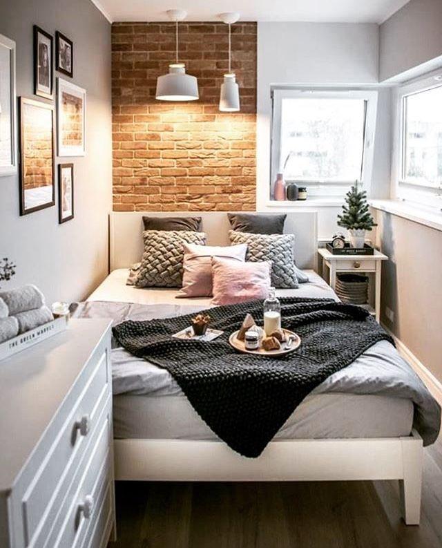 Tiny living Kleines schlafzimmer einrichten, Ideen für