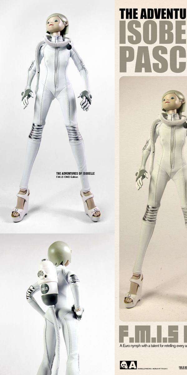 The Adventures of Isobelle (SDCC '13 exclusive) F.M.I.S CMD edition price: 130USD