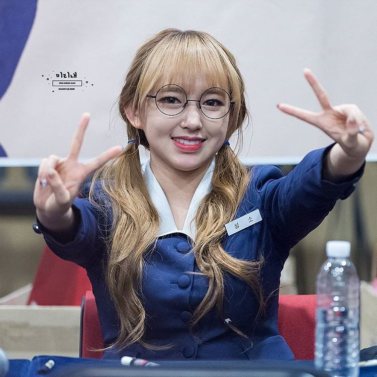 """27 Likes, 2 Comments - 성소 사랑 Chengxiao Love (@chengxiaolove4000) on Instagram: """"#우주소녀 #WJSN #성소 #chengxiao"""""""