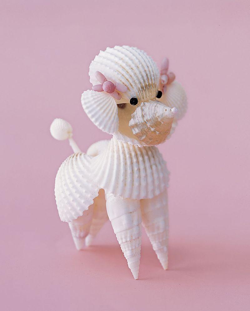 Decorative seashell craft ideas - N H S Th Th Fr N Martha Stewart S Favorite Crafts For Kids