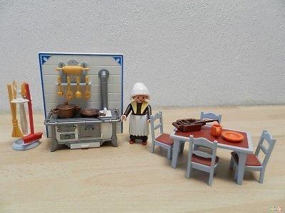 Cuisine Série 1900 Playmobil PLAYMOBIL 4181 M
