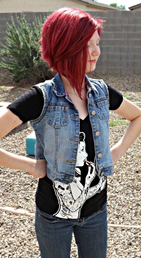 splat hair dye crimson obsession