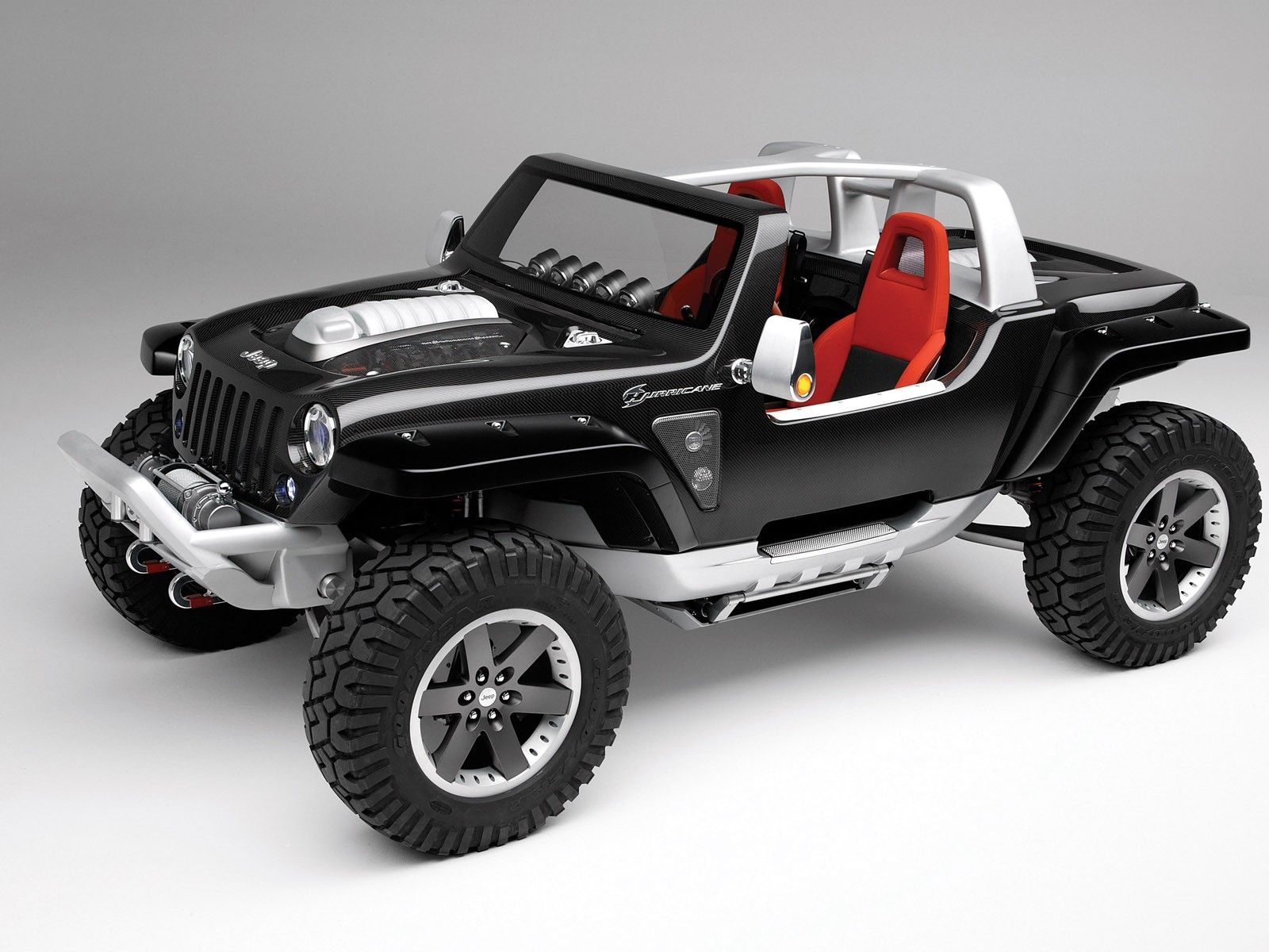 Jeep Hurricane Concept Jpg 1600 1200 Jeep Concept Jeep Cars Jeep