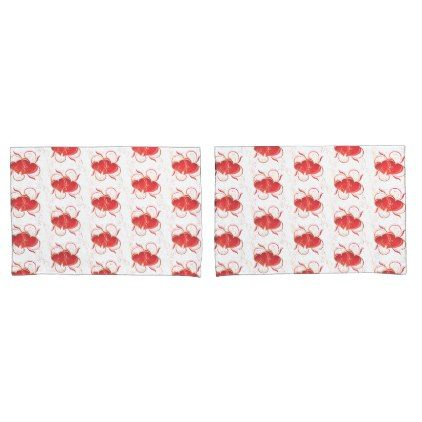 Valentine hearts pillow case standard size set pillowcase cyo valentine hearts pillow case standard size set pillowcase cyo customize design idea do it yourself like it pinterest heart pillow solutioingenieria Gallery