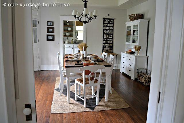 our vintage home love: Our Home | Decor ideas | Pinterest ...