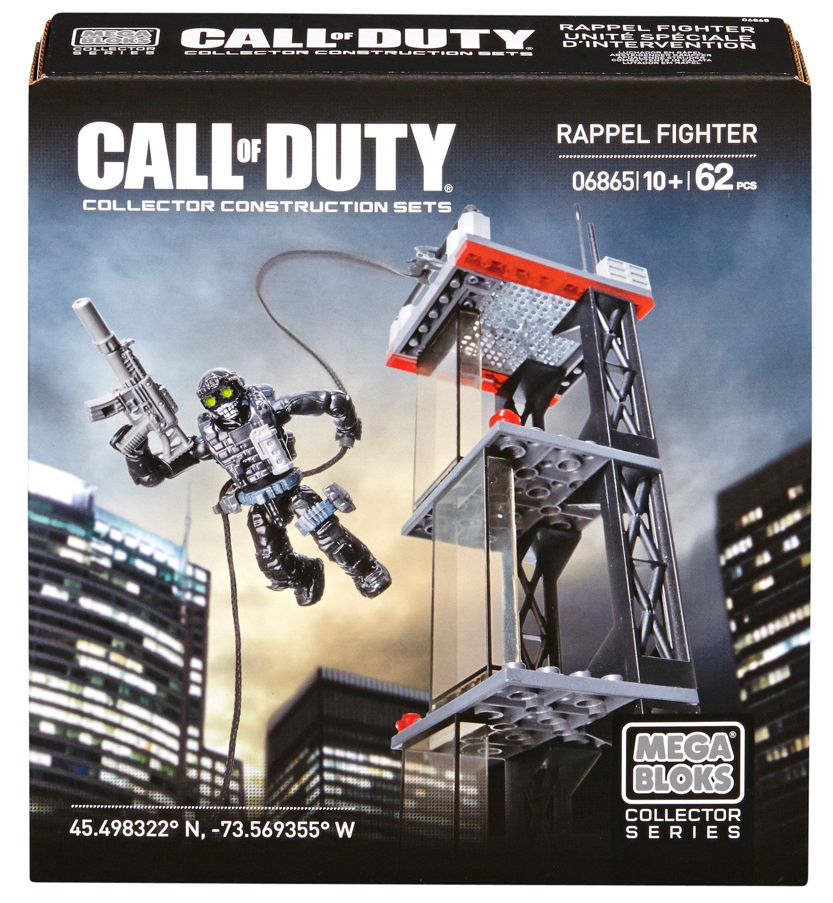 ToyzMag.com » Call of Duty Ghosts : Vulture Attack par Mega Bloks ...