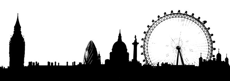 London London Skyline Tattoo London Skyline London Silhouette