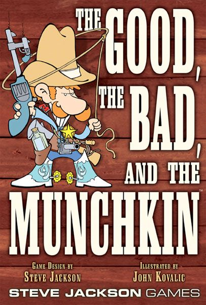 Munchkin games I have combined in one large deck | dork tower ...