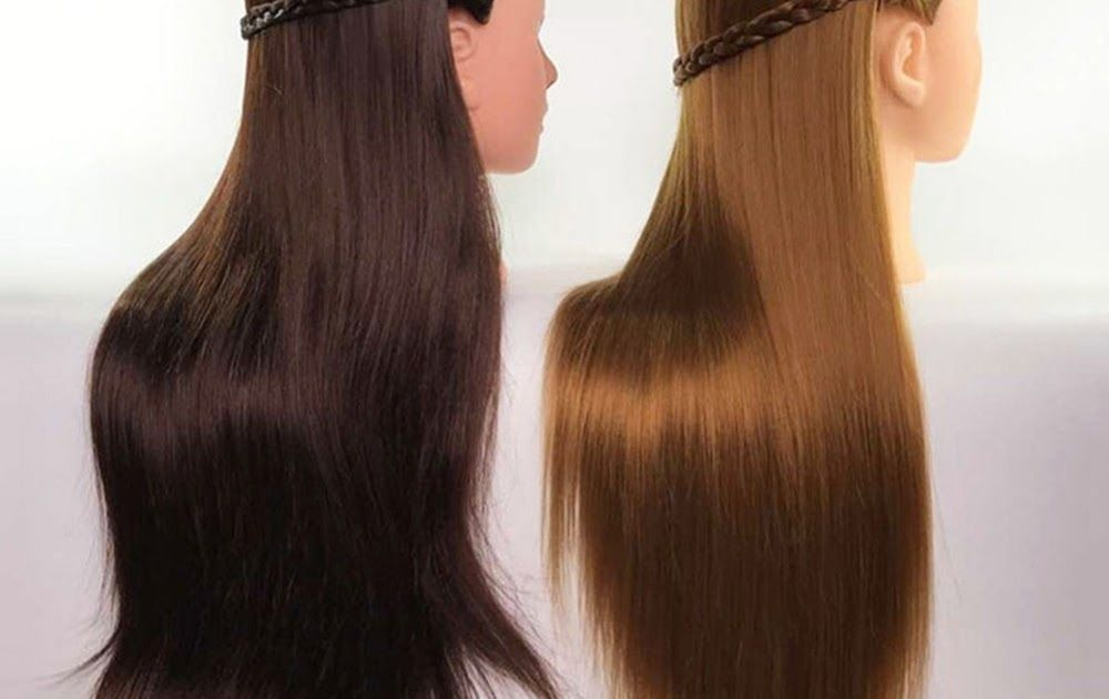 Sale Mannequin Head Hair Maniqui Hairdressing Practice Heads Maniquies Women Educational Training Hairdresser Styling He Head Hair Hair Styles Long Hair Styles