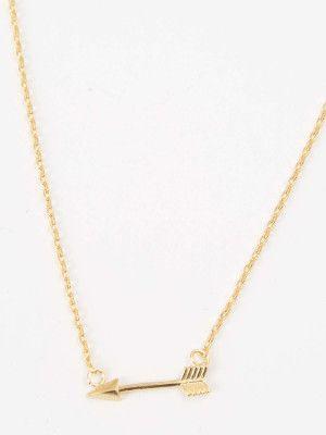 f516802cfc80bf Altar'd State Fleeting Arrow Necklace | XSRY | Jewelry, Arrow ...