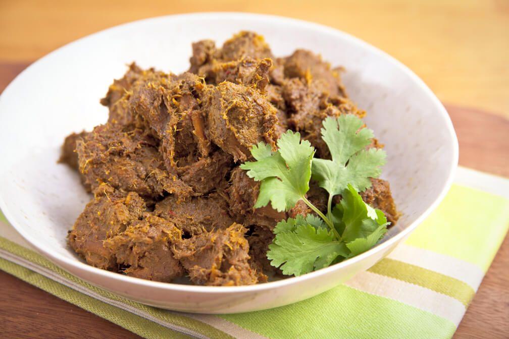 Recipe Beef Rendang Beef Beef Rendang Recipe Food Recipes