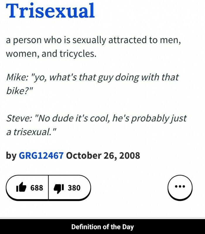 trisexual lol