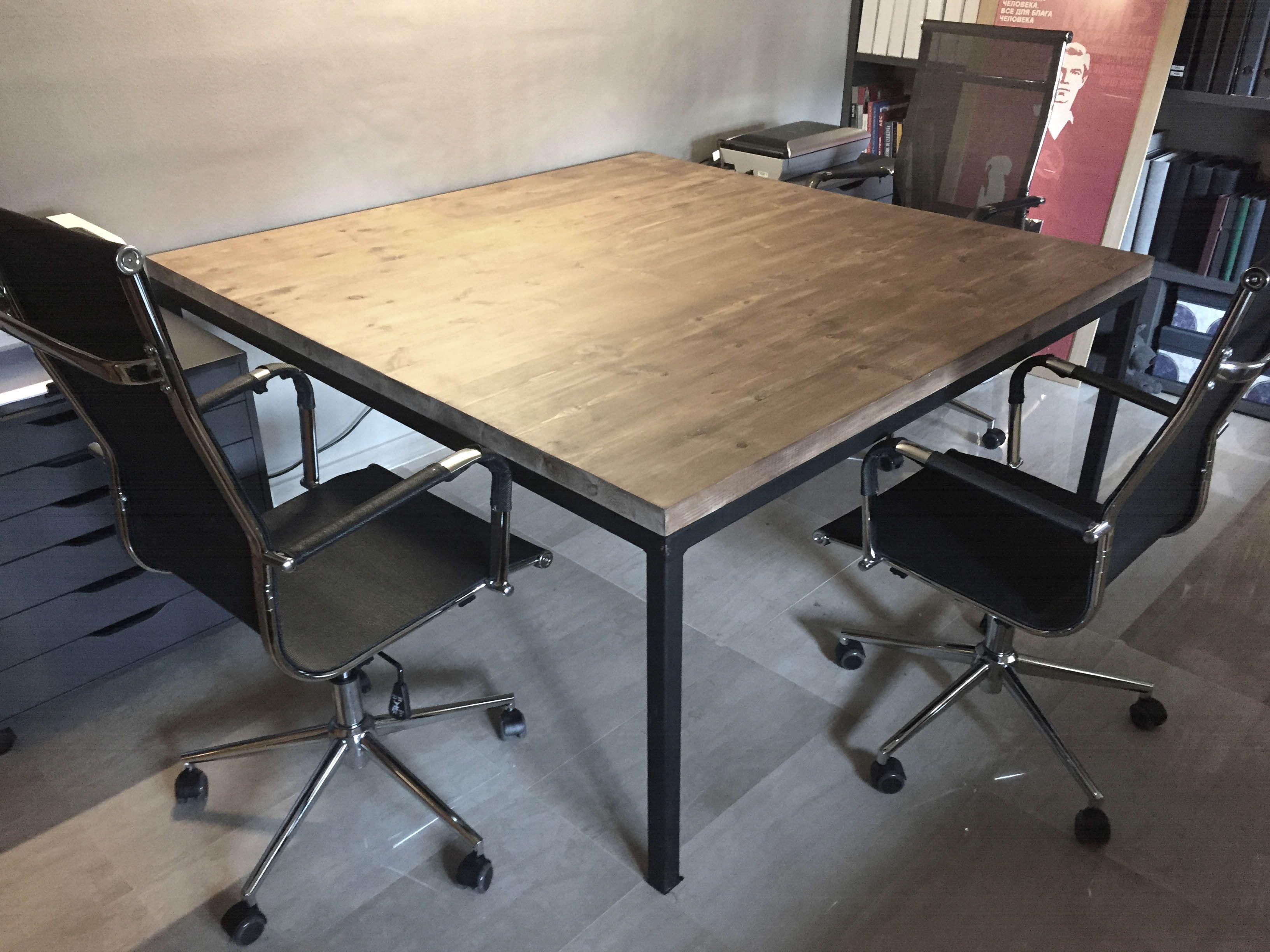 Muebles fabricados a mano con maderas la contra pino de flandes reciclada joven reciclada - La contra muebles ...