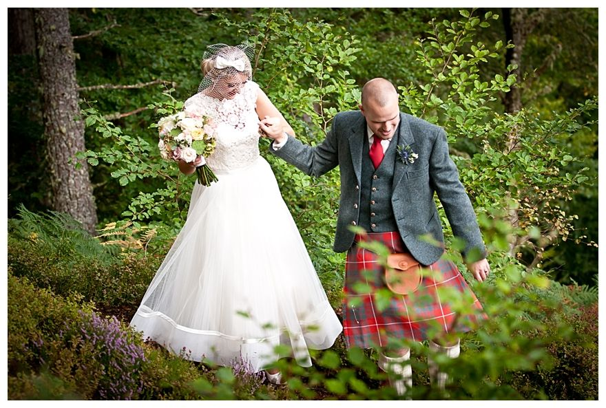 I love a #groom in a kilt! What's more to say! Pic by @TheImageGarden