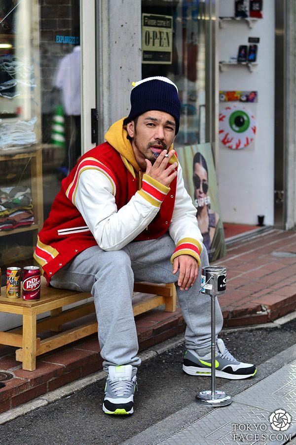 tokyo street fashion men