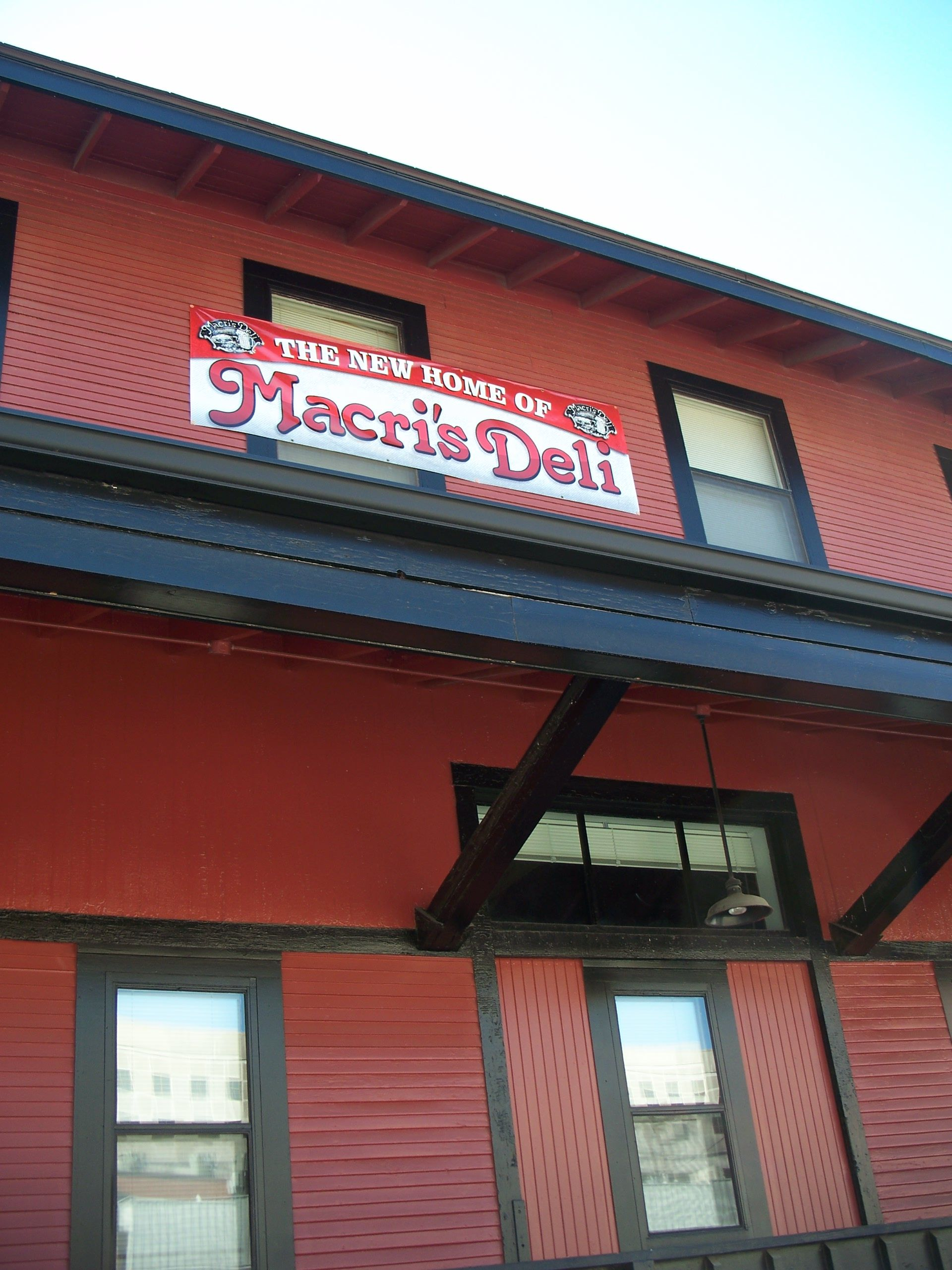 Macri's Deli (Bloomington, IN) I worked at the one that was where ...