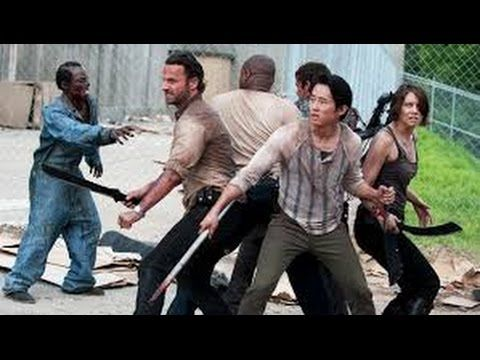 The Walking Dead 3 Temporada Episodio 1 En Español latino.