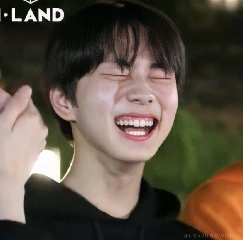 Jungwon S Gummy Smile Meme Faces Baby Dimple My Land