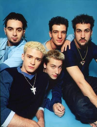 The Day They Get Back Together Will Be In The Running As The Happiest Day Of My Life Nsync Joey Fatone 90s Boy Bands