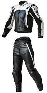 10b3c64eb6dc8 bmw motocicleta moto racing traje para hombre traje de cuero biker jacket  pantalon s 4xl -