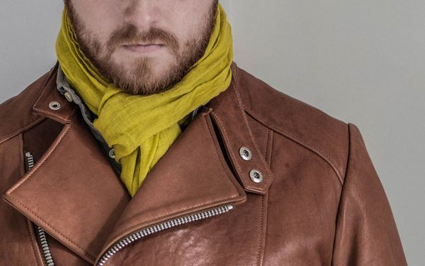 Balmuir mens scarf