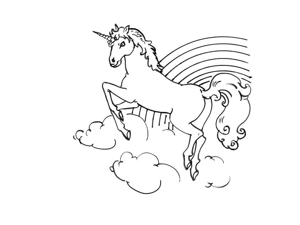 dessin coloriage pegase dessins coloriage licorne imprimer dessin