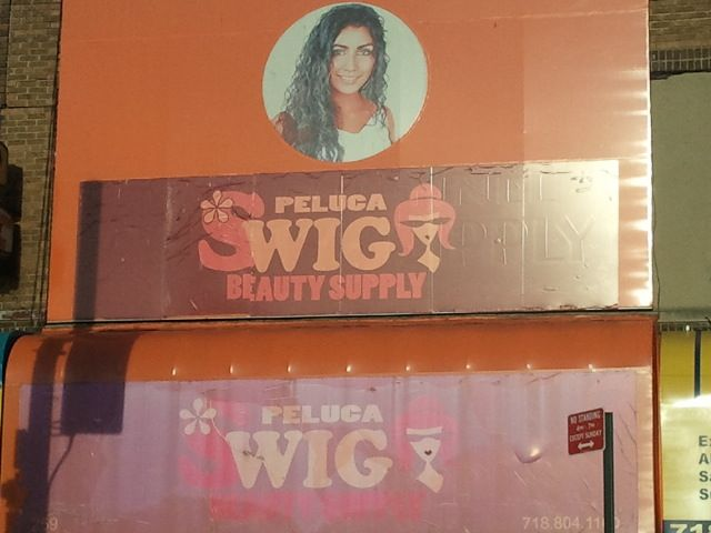 Peluca Swig, Schenectady Avenue, Brooklyn NYC 4/21/13