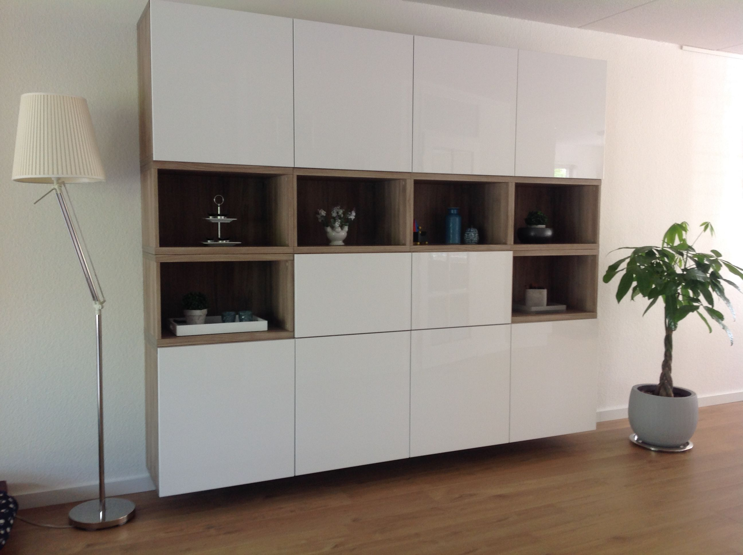 Ikea Besta Wohnwand Pinterest