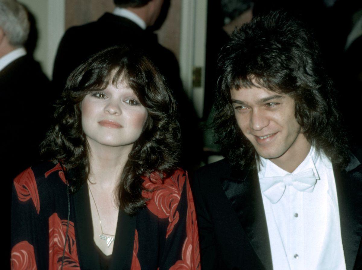 Your favorite celebrities weren 39 t always so stylish for How long were eddie van halen and valerie bertinelli married