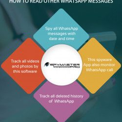 Effortlessly read Whatsapp messages of others without